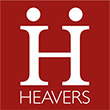 Heavers logo