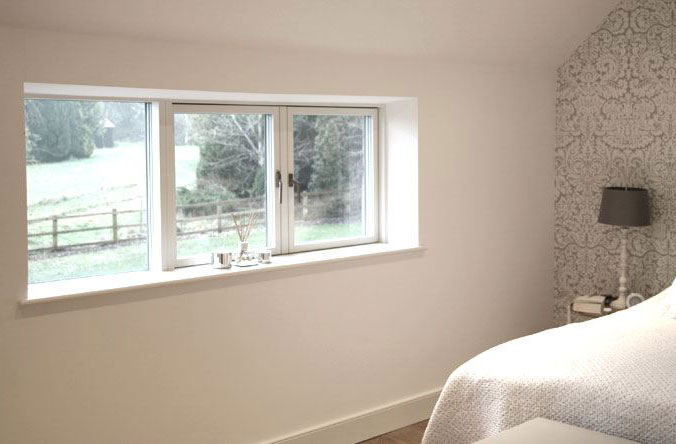 Rationel timber tilt & turn windows