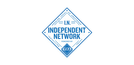 Veka independent network logo colour