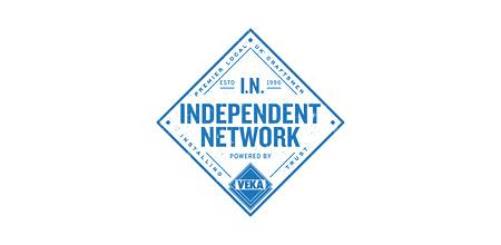 Veka independent network logo colour