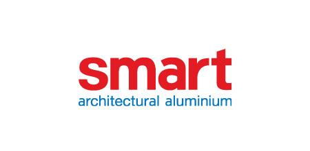 Smarts aluminium logo
