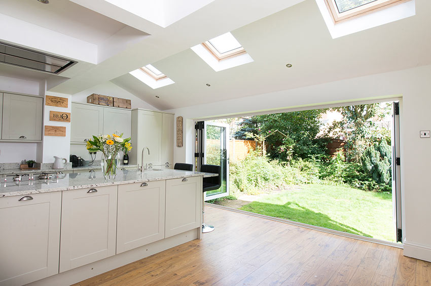 UPVC BI FOLDS Patio Doors