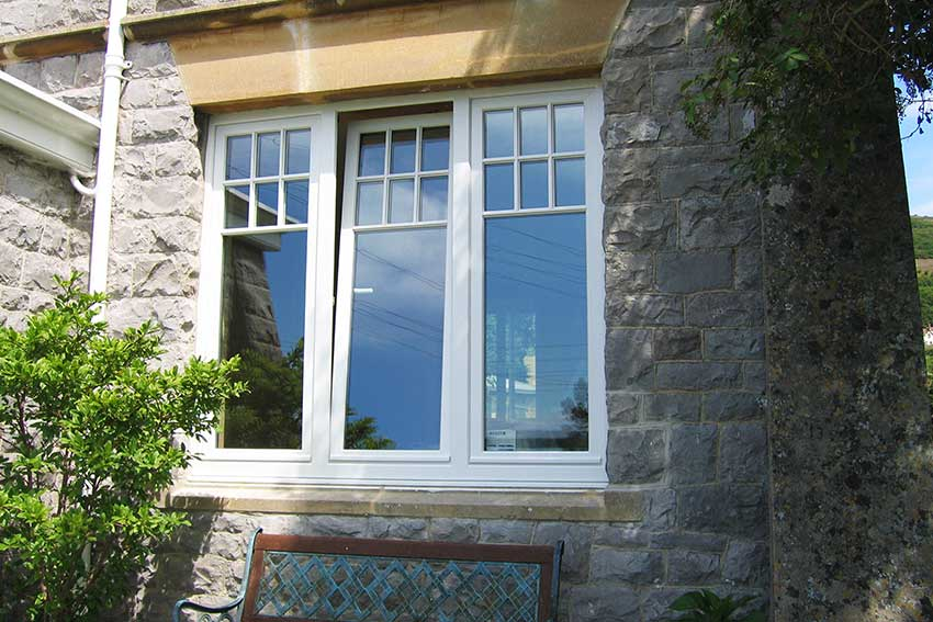 PVC-U TILT & TURN WINDOWS SOMERSET