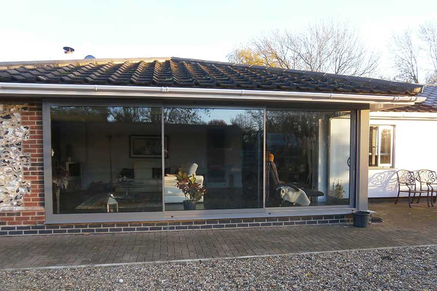 Sunflex Slim sliding Door