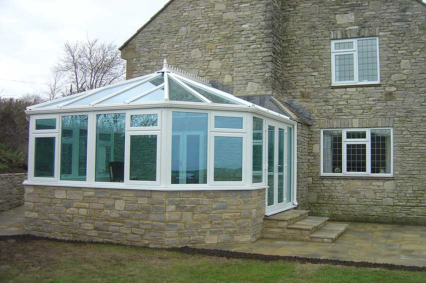 Conservatory design in Dorset