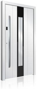 RK3040 aluminium front door