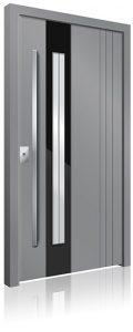 RK3090 aluminium front door
