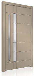 RK4020 aluminium front door