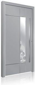 RK4030 aluminium front door
