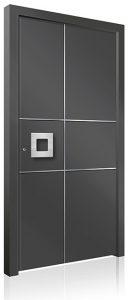 RK4210 aluminium front door