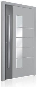 RK5150 aluminium front door