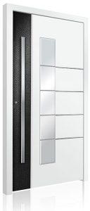 RK5160 aluminium front door