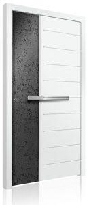 RK5170 aluminium front door