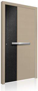 RK5180 aluminium front door