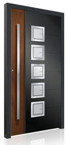 RK5190 aluminium front door