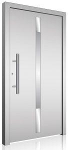RK120 aluminium front door