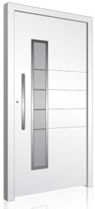 RK180 aluminium front door
