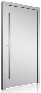 Aluminium front door RK450