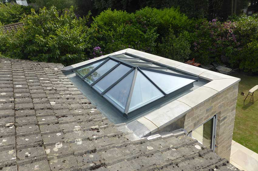 Lantern roof lights Dorset