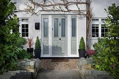 COMPOSITE DOORS Dorset