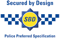 Secure by design logo