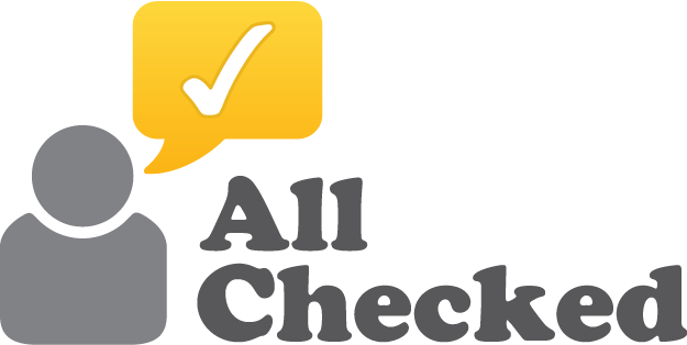 All Checked logo