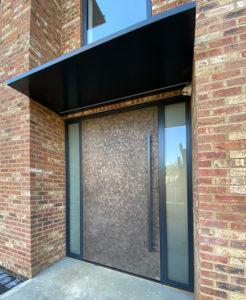 RK Aluminium Pivot Door