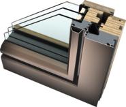 HF410_timber aluminium ambiente