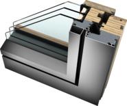 HF410_timber aluminium studio