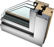 HF410_timber aluminium_homesoft
